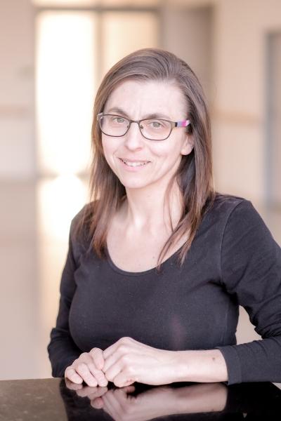 Zdeňka Střížková - asistentka