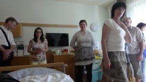 Wiener Neustadt, paliativní stanice  v rámci  centra pro seniory