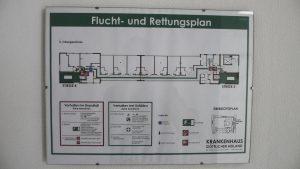 Vídeň, Krankenhaus Göttlicher Heiland  (paliativní stanice)