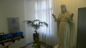 Vídeň, Krankenhaus Göttlicher Heiland