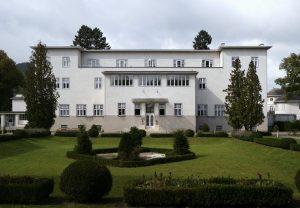 Sanatorium Josefa Hoffmanna v Purkersdorfu